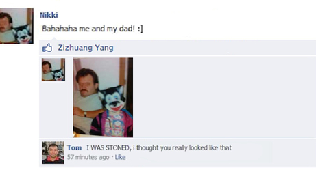 How to Deal With Dads on Facebook
