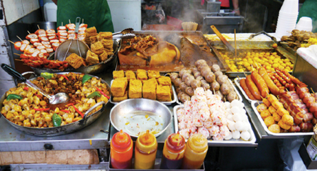 Some of the Best Street Food Around the World