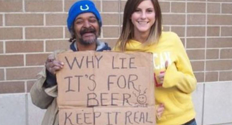 Hilarious Displays Of Honesty