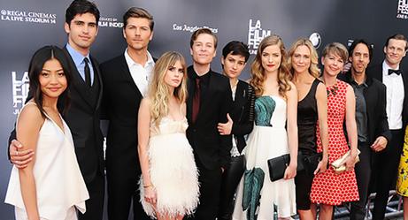 Guff Exclusive: The Cast of MTV's Scream
