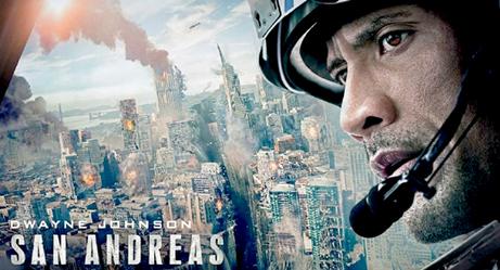 Guff Review: 'San Andreas' Blu-Ray