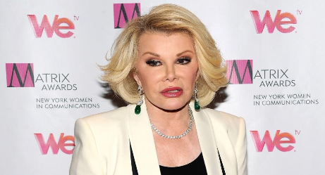 Joan Rivers Makes Jokes About 2 Kidnapped Cleveland Women