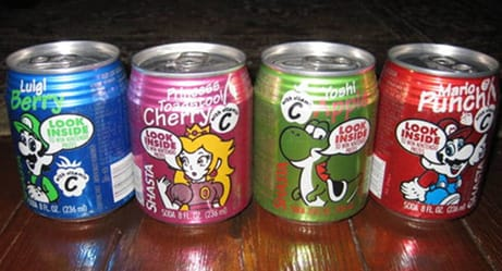 Old Soda Brands You Probably Forgot Existed
