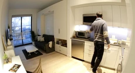 $3,000-a-Month for a 360 Square Foot Apartment in NYC?