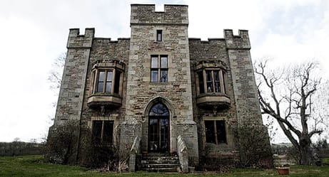 This 7-Room Medieval Castle Could Be Yours For $500...but It's Haunted