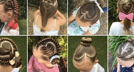 This Woman Proves She's the Best Mom Ever With the Way She Braids Her Daughter's Hair