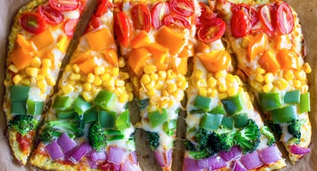 Rainbow Foods You Didn't Know Existed