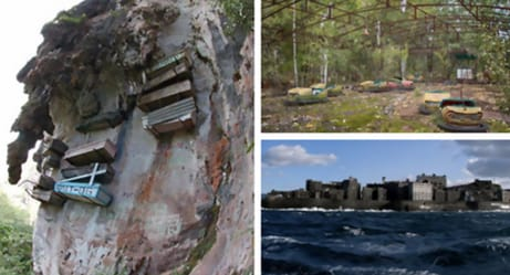 The Creepiest, Most Haunting Places That Actually Exist and People Have Visited