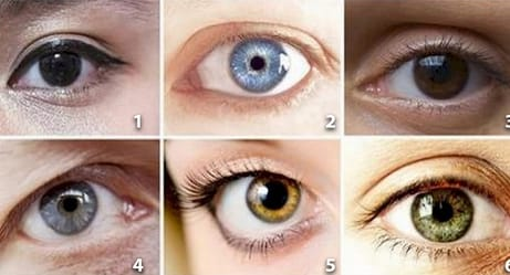 Your Eye Shape Says A Lot About Your Personality