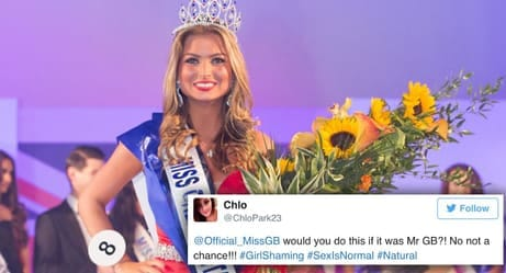 This Beauty Queen Was Stripped Of Her Title For An Incredibly Sexist Reason