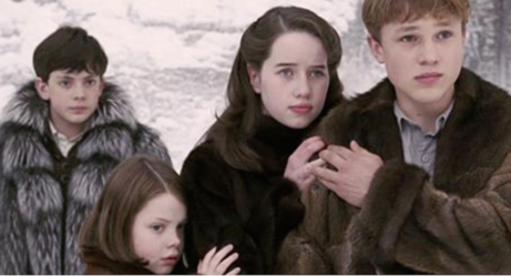 You'll Officially Feel Old AF When You See What the Kids From 'Chronicles of Narnia' Look Like Now