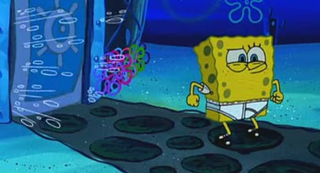 These Classic Scenes From 'Spongebob Squarepants' Were Deemed Too Inappropriate For Television