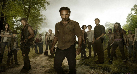 'The Walking Dead' Is BACK!!!
