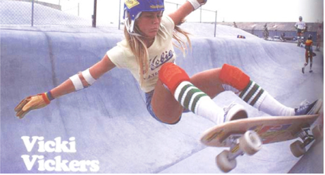 14 Rad Photos of Female Skateboarders in the 1970s