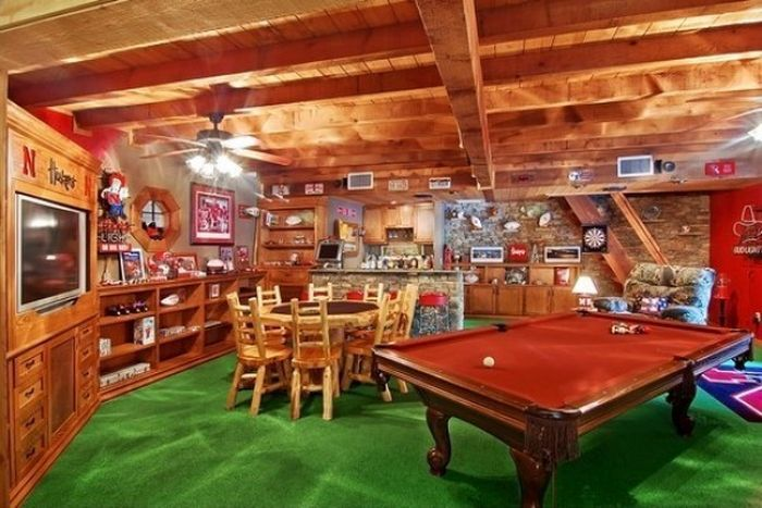 What Is A Man Cave do you really need a man cave? - eat raw meat and bang your chest