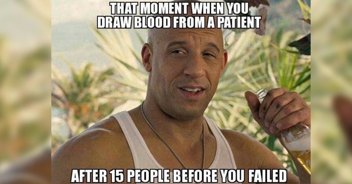 Hilarious Pictures Only Nurses Will Understand