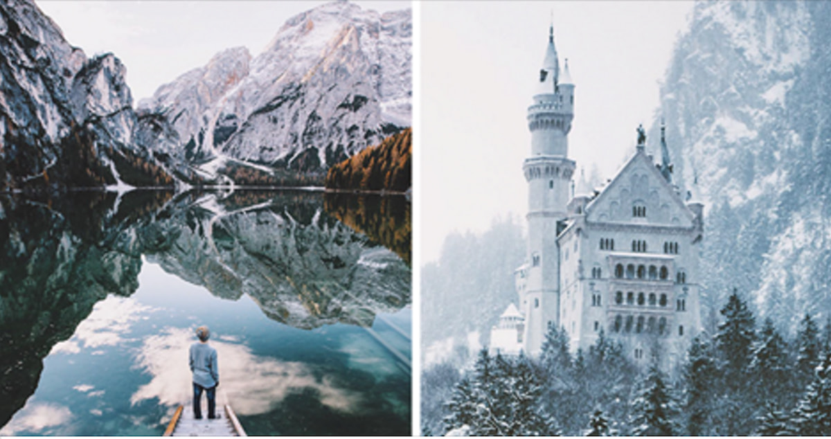 This 16-Year-Old Has The Coolest Instagram In The World, And We're Jealous AF