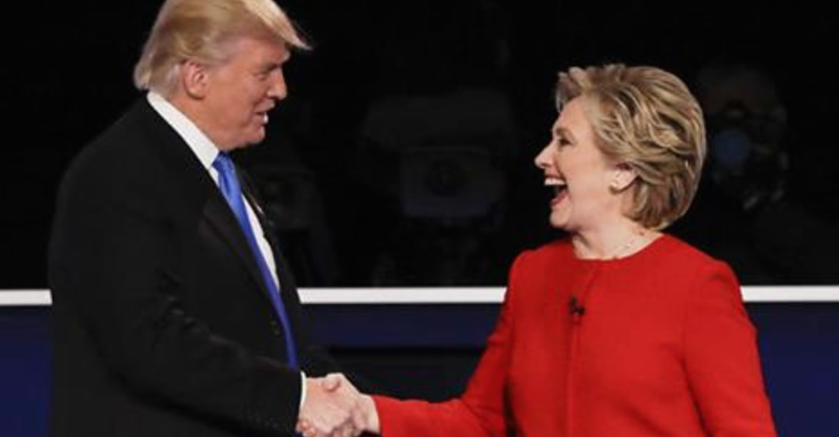 The Best Moments From The First Presidential Debate Of 2016