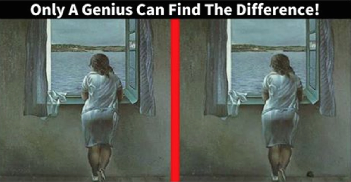 Only A Genius Can Spot The Difference In These Images