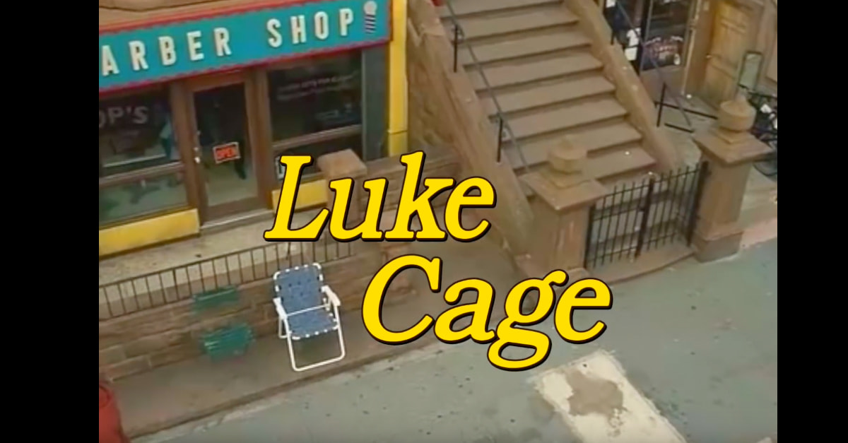 What If The Drama 'Luke Cage' Was Actually A '90s Family Sitcom?