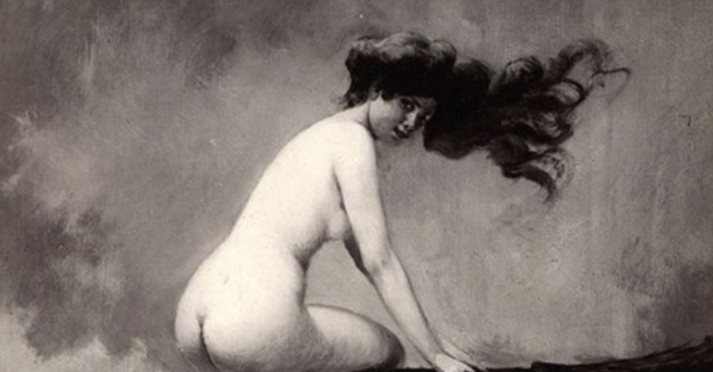 The Real Origins Of The Iconic Halloween Witch Are Totally NSFW