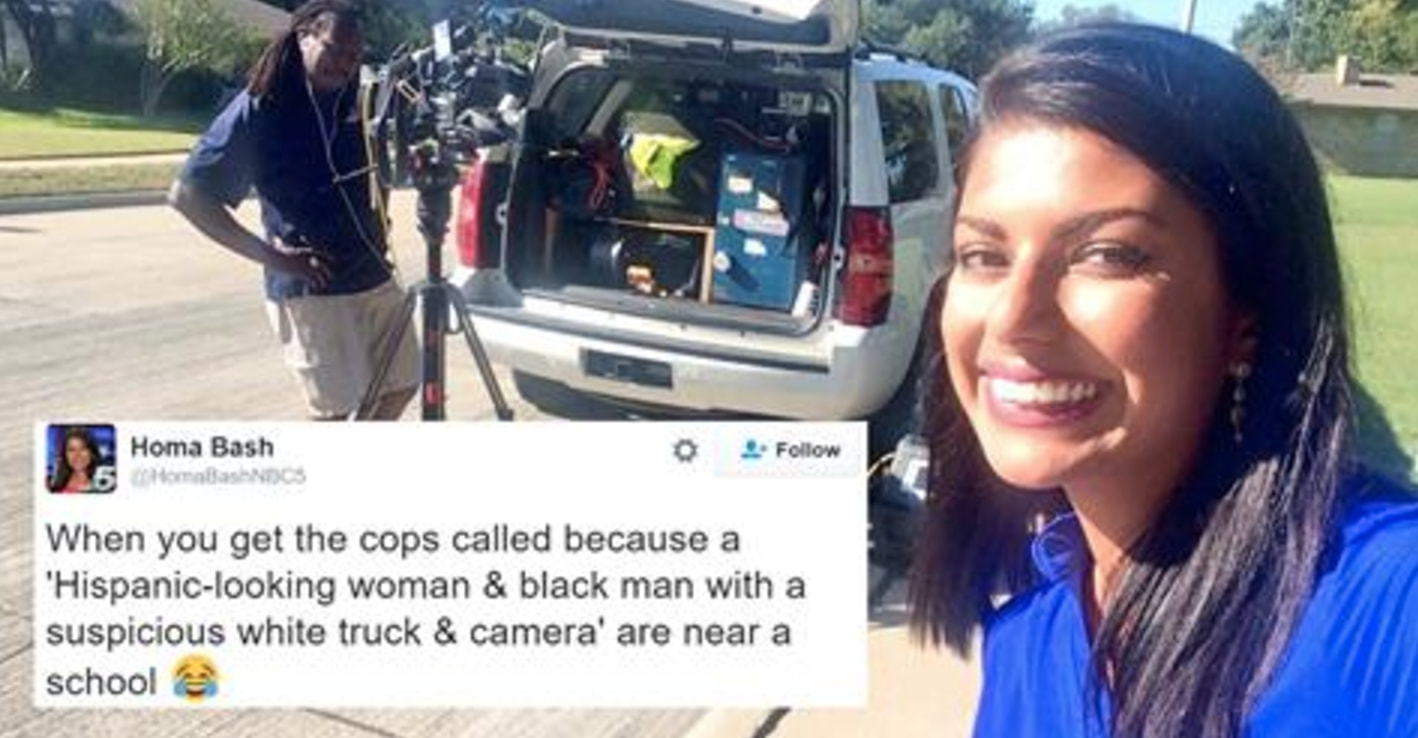 Someone Called The Cops On This Reporter For Being 'Hispanic With A Suspicious Truck'