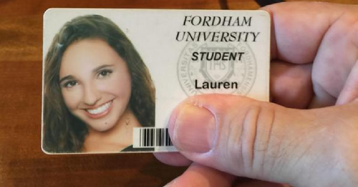 When This 23-Year-Old Lost Her ID, She Got It Back With A Completely Hilarious Thank You Note
