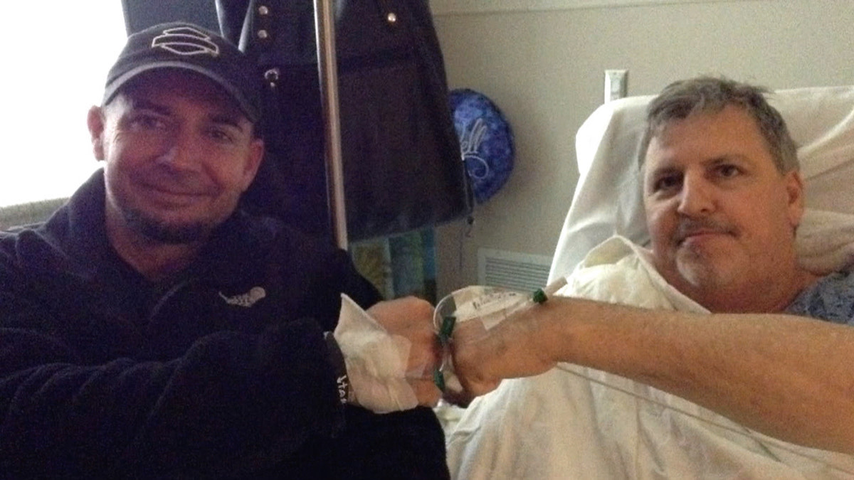 This Man Was Donating His Kidney To A Stranger, When Doctors Discovered Something That Stopped Them Dead...