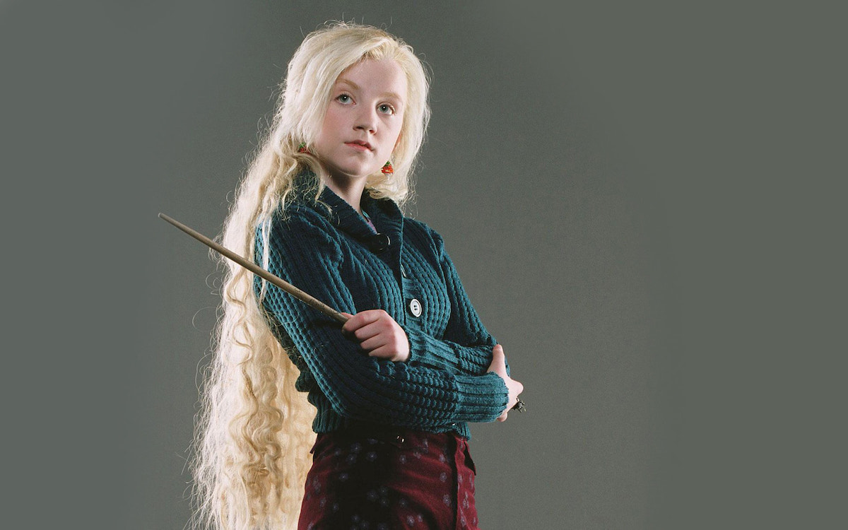 11 Fascinating Facts About the Actress Who Played Luna Lovegood