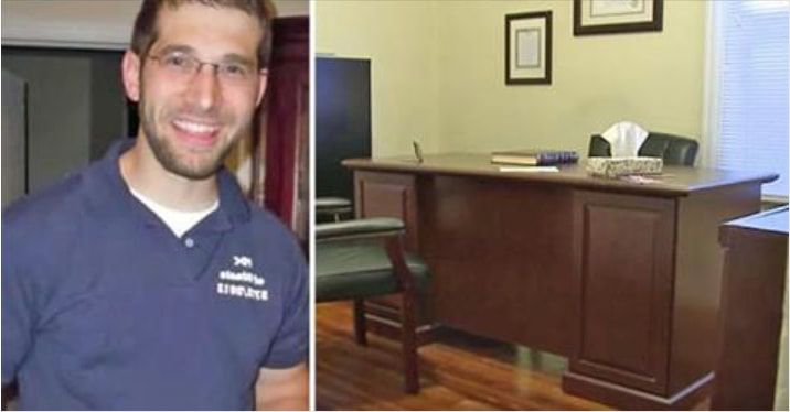 When This Guy Bought A Desk For $150 On Craigslist, He Never Expected What He Found Inside