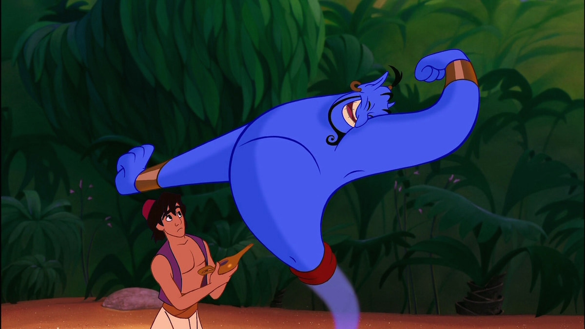 This Theory About Disney's 'Aladdin' Will Completely Change The Way You Watch It