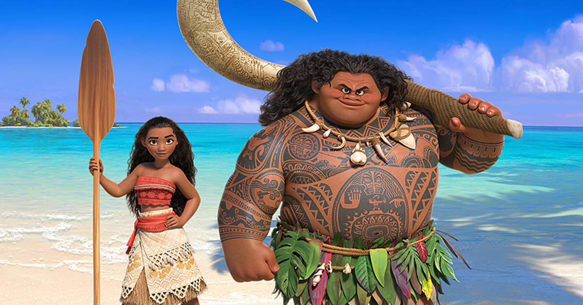 11 Must-Read Facts About 'Moana'