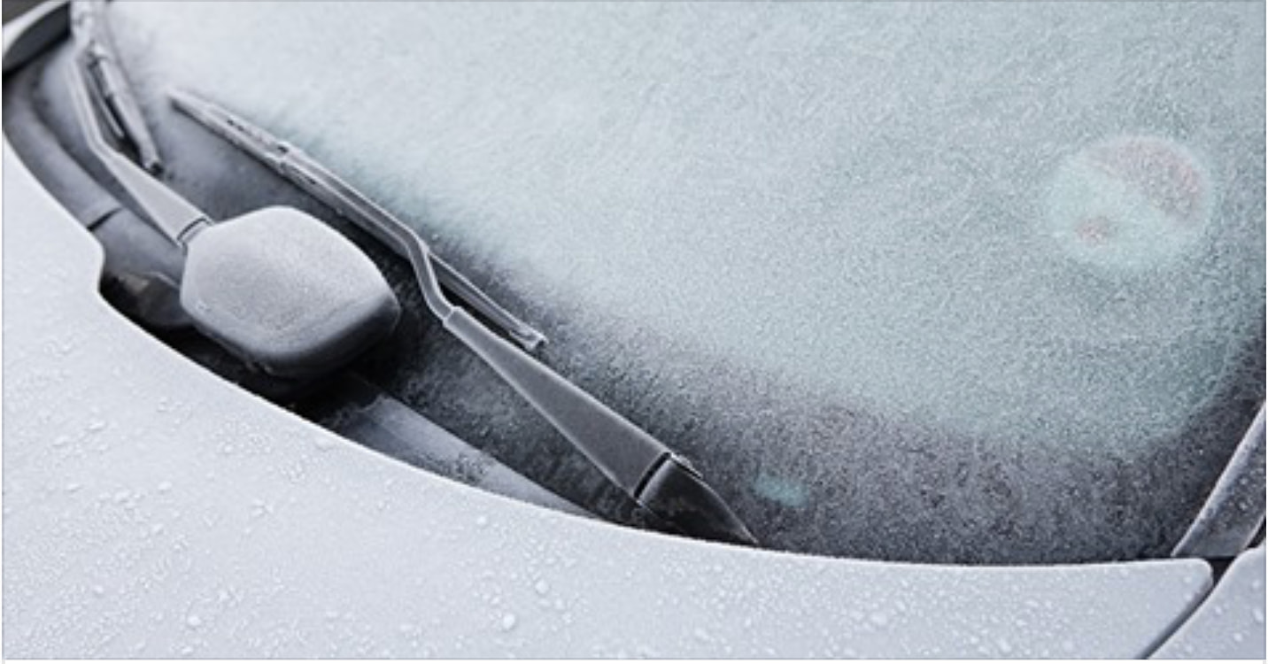 This ONE Trick Will Help You Defrost Your Windshield In SECONDS