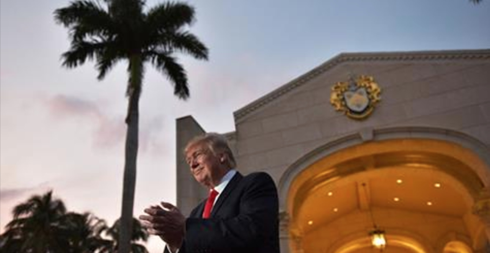 President Trump Has Been Taking Trips To Mar-A-Lago, And They've Already Cost Taxpayers $10 Million