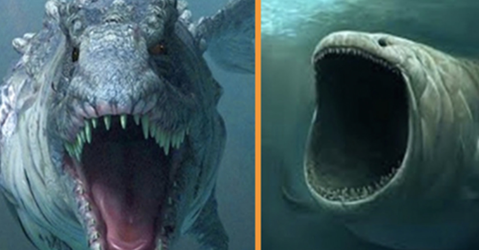 15 Terrifying Animals You'll Be Glad Don't Exist Anymore