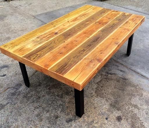 Reclaimed Wood Table The Wooden Duck