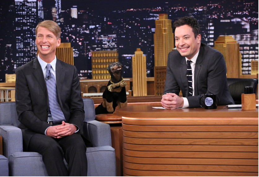 guff exclusive: jack mcbrayer on the jack and triumph show - the
