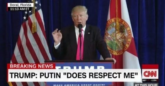 Donald Trump Asks Russia to Find Hillary Clinton's Missing Emails