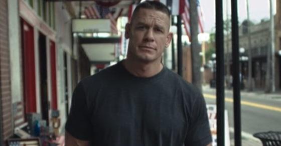 John Cena's 'We Are America' PSA Sends Powerful Message About Patriotism