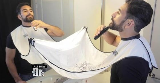 Beard Bib: Could This Be the Perfect Gift for Your Favorite Bearded Man?