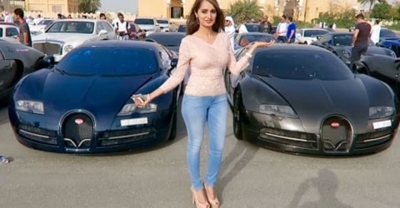 Rich Kids of the Middle East: The Most Expensive Car Event in the World