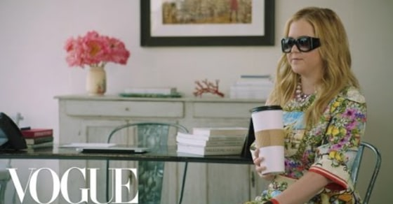 Anna Wintour and Amy Schumer Swap Lives and It's Hilarious!