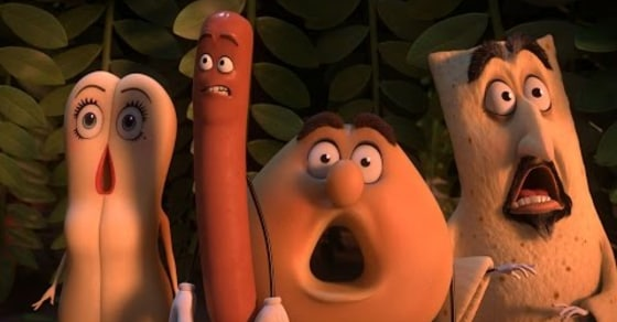Sausage Party - Official Restricted Trailer (2016) Seth Rogen, Jonah Hill