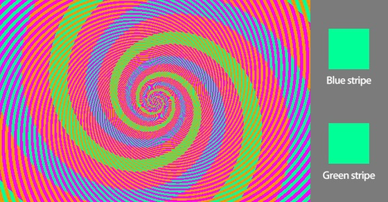 20 Optical Illusions To Confuse Your Eyeballs The Dress