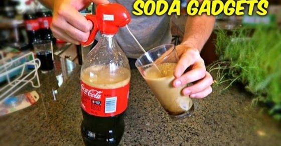 6 Awesome Soda Gadgets Put to the Test!