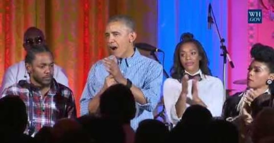President Obama Sings Happy Birthday to His Daughter After 4th of July Speech