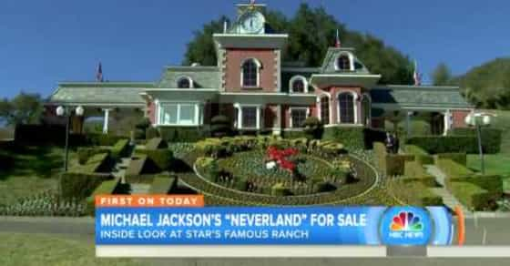 Inside Michael Jackson's Incredible Neverland Ranch, for Sale at $100 Million