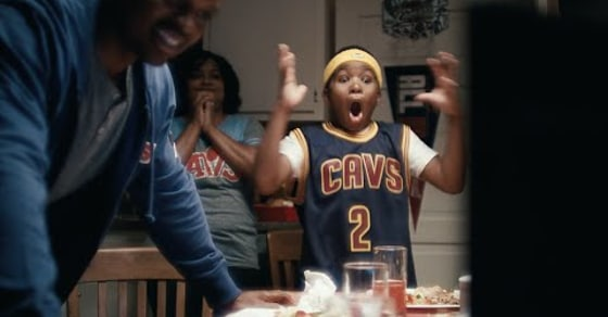 Nike Congratulates Cleveland Cavaliers with 'Worth the Wait' Commercial