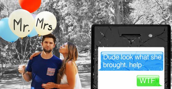 Online dating too desperate