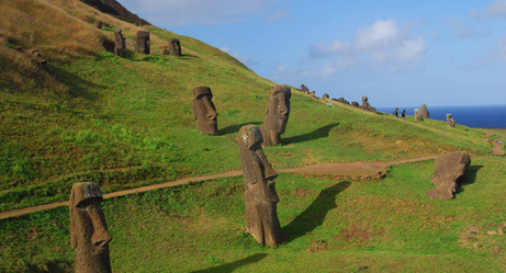 What Scientists Discovered Beneath the Easter Island Heads is Unreal